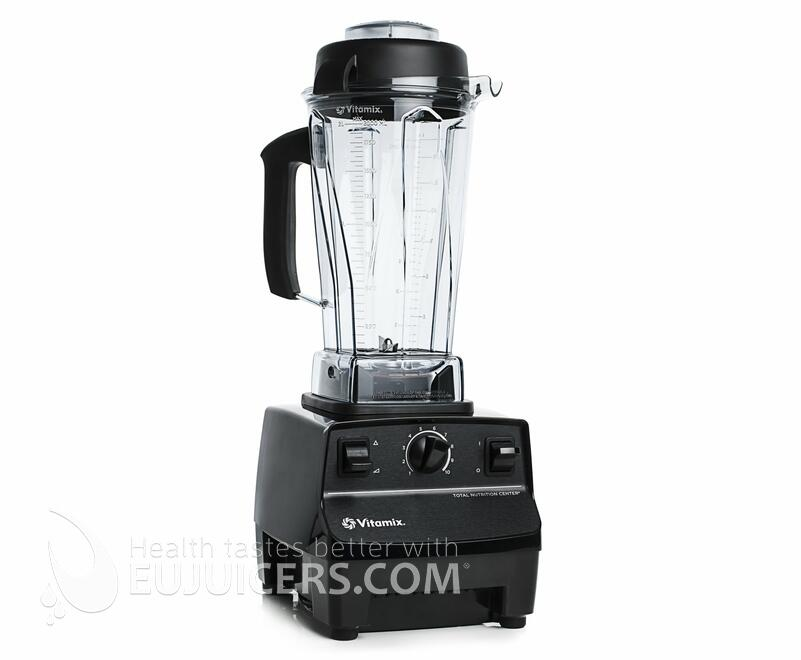 VitaMix TNC 5200 black side