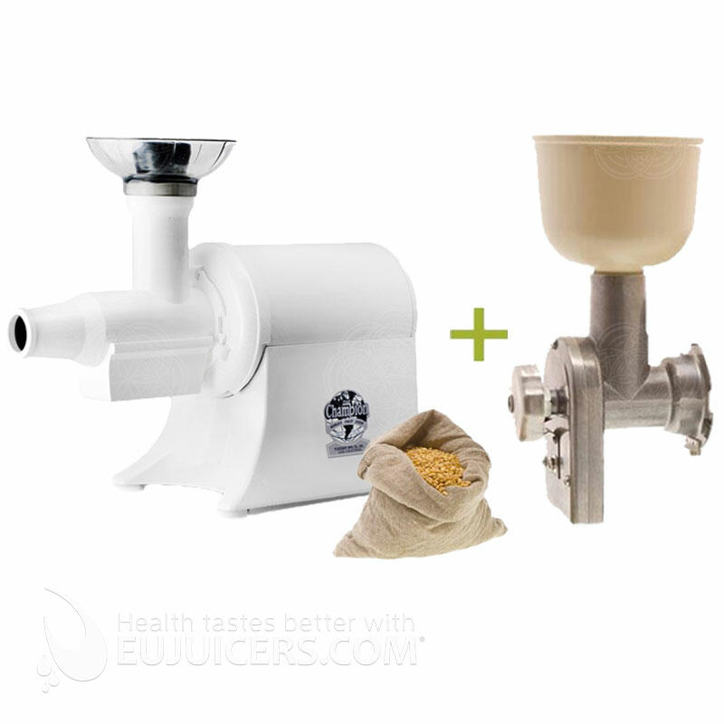 Champion-Juicer-2000+(2+1)White